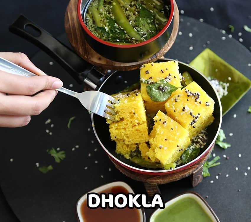 Dhokla - 850 x 750