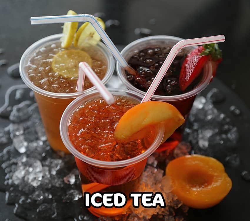 Iced Tea - 850 x 750