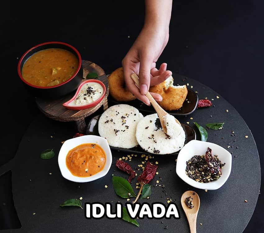 Idli Vada - 850 x 750