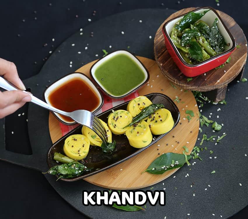 Khandvi - 850 x 750