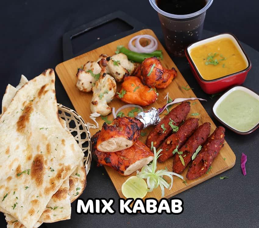 Mix Kabab - 850 x 750