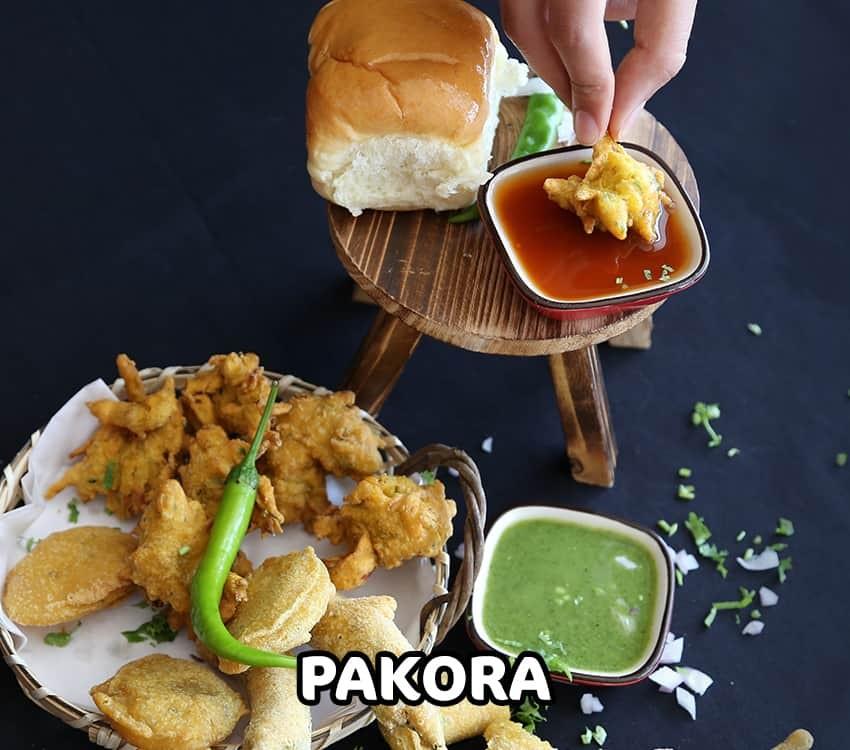 Pakora - 850 x 750