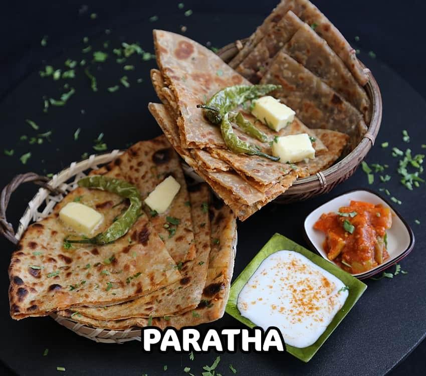 Paratha - 850 x 750