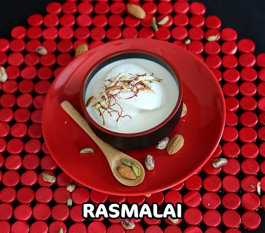 Rasmalai - 850 x 750