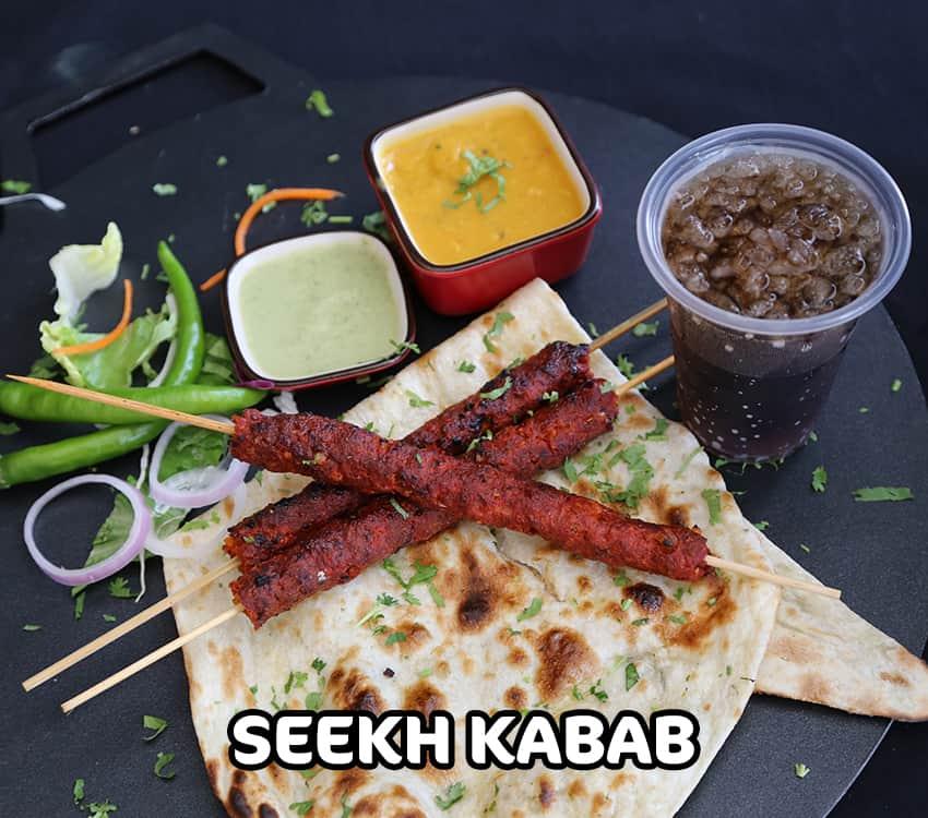 Seekh Kabab - 850 x 750