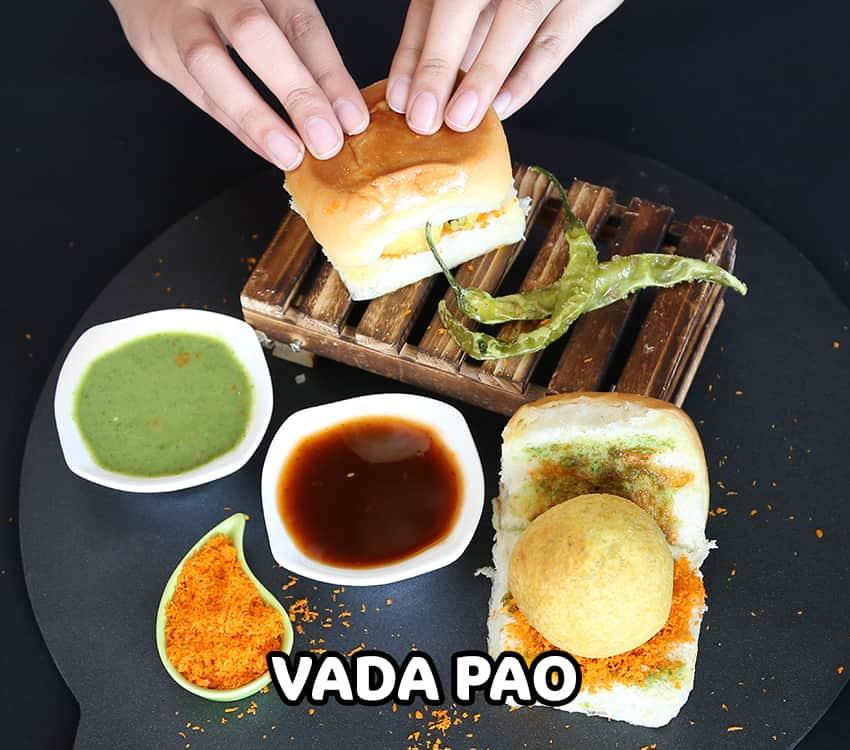 Vada Pao - 850 x 750